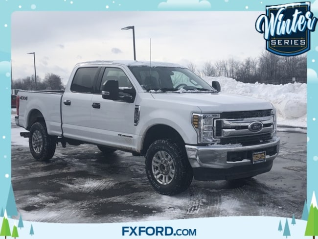 Used 2018 Ford F-250SD XLT Truck In Alexandria Bay