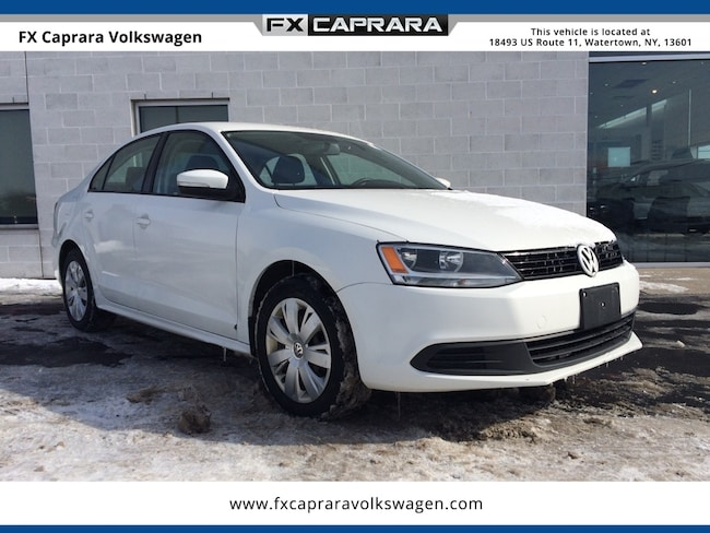 Used 2012 Volkswagen Jetta 2.5L SE Sedan In Alexandria Bay