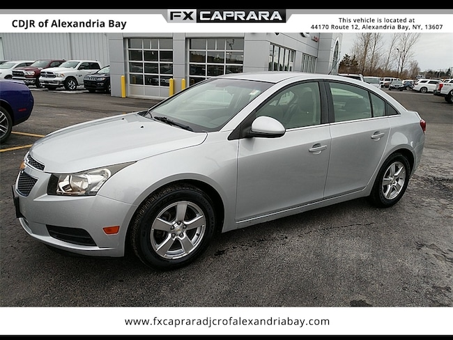 Used 2011 Chevrolet Cruze LT Sedan In Alexandria Bay