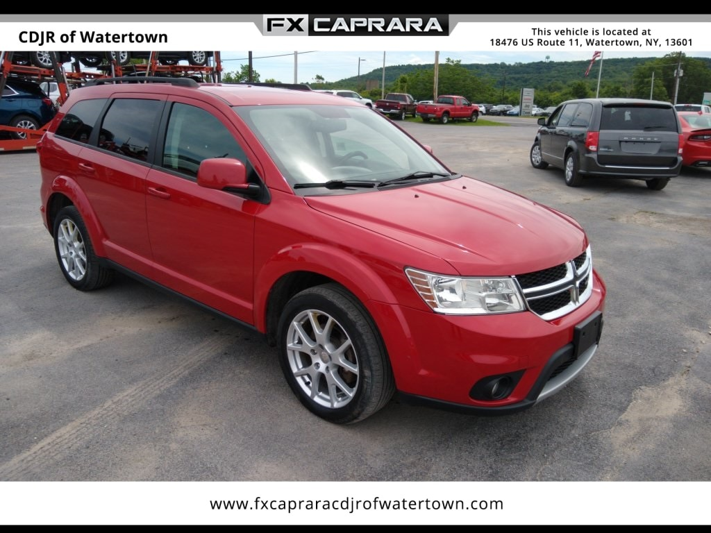 2016 Dodge Journey >> Used 2016 Dodge Journey For Sale At F X Caprara Chrysler Jeep Dodge Ram Of Watertown Vin 3c4pddbg4gt111443