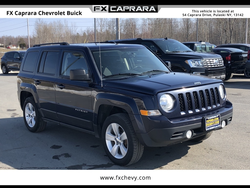2015 Jeep Patriot SUV