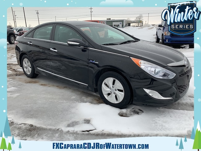 Used 2014 Hyundai Sonata Hybrid Base Sedan In Alexandria Bay