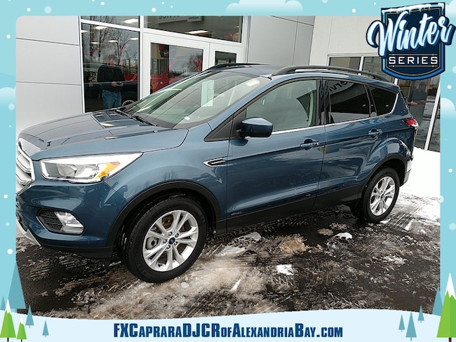 Used 2018 Ford Escape SE SUV In Alexandria Bay