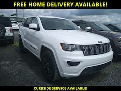 Used 2020 Jeep Grand Cherokee Altitude SUV in Watertown, NY