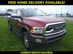 Used 2017 Ram 2500 Laramie Longhorn Truck in Watertown, NY