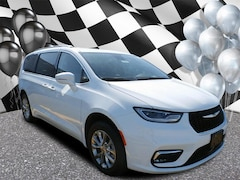 2021 Chrysler Pacifica TOURING L AWD Passenger Van