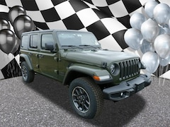 2021 Jeep Wrangler UNLIMITED 80TH ANNIVERSARY 4X4 Sport Utility
