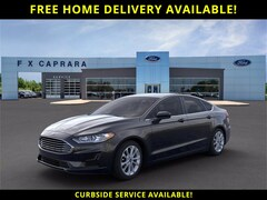 New 2020 Ford Fusion Hybrid SE Sedan in Pulaski, NY