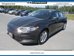 New 2018 Ford Fusion SE Sedan in Pulaski, NY