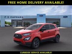 New 2020 Ford EcoSport S Crossover in Pulaski, NY