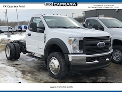 New 2019 Ford Chassis Cab F-550 XL Commercial-truck in Pulaski, NY