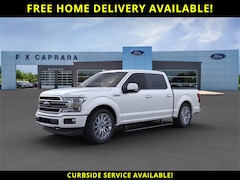 New 2020 Ford F-150 Limited Truck in Pulaski, NY