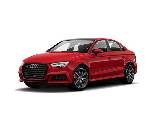 New 2018 Audi S3 2.0T Premium Plus Sedan San Jose, CA