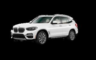 2018 BMW X3 xDrive30i SAV 5UXTR9C51JLD68512