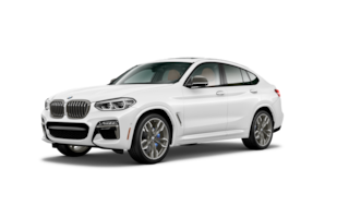 New 2019 BMW X4 M40i Sports Activity Coupe in Boston, MA