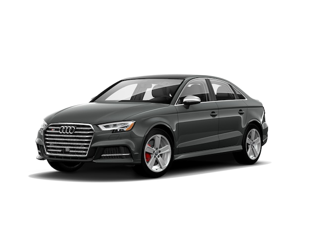 New 2018 Audi S3 2.0T Prestige Sedan for sale in Danbury, CT