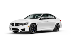 2018 BMW M3 M3 SEDAN Sedan [2MK, 2VZ, 403, ZEC, 5AG]