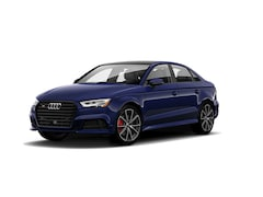 New 2018 Audi S3 2.0T Premium Plus Sedan Los Angeles