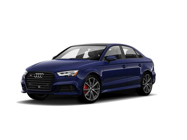 New 2018 Audi S3 2.0T Premium Plus Sedan in Los Angeles