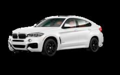 2018 BMW X6 Xdrive35i Sports Activity Coupe Sport Utility