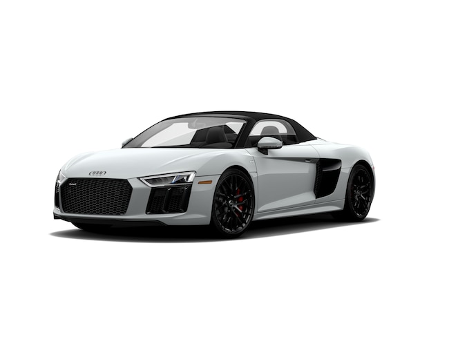 New 2018 Audi R8 5.2 V10 Spyder Union City