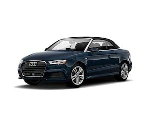 New 2018 Audi A3 2.0T Premium Plus Cabriolet Des Moines