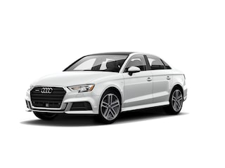 New 2018 Audi A3 2.0T Premium Plus Sedan Burlington MA
