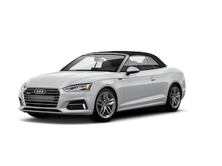 New 2019 Audi A5 2.0T Premium Cabriolet for sale in Boise at Audi Boise