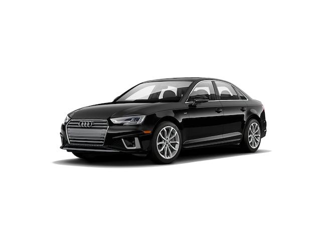 2019 Audi A4 2.0T Premium Plus Car