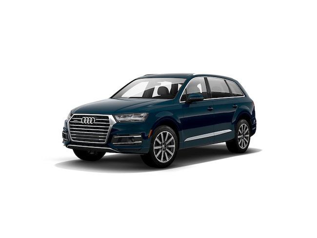 New 2019 Audi Q7 3.0T Premium Plus SUV in Cary near Raleigh, NC