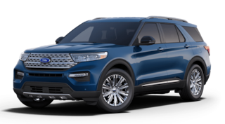2020 Ford Explorer Limited SUV in Las Vegas, NV