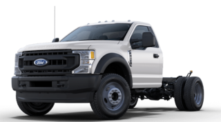 2020 Ford F-450SD XL Truck 1FDUF4HN6LDA05297 for sale near Elyria, OH at Mike Bass Ford