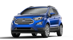 New 2021 Ford EcoSport SE SUV for sale near Orlando
