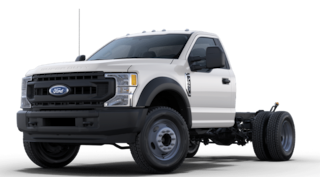 2020 Ford Chassis Cab XL DRW Commercial-truck