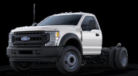 2020 Ford Super Duty F-550 DRW XL XL 2WD Reg Cab 169 WB 84 CA
