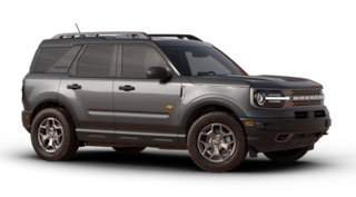 New 2021 Ford Bronco Sport Badlands SUV Klamath Falls, OR