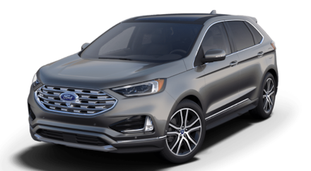 2019 Ford Edge Titanium Crossover