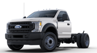 2021 Ford F-450 Chassis F-450 XL Truck Regular Cab