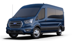 New 2020 Ford Transit-350 Passenger Wagon Medium Roof Van For Sale in Zelienople PA