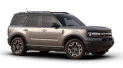 New 2021 Ford Bronco Sport Outer Banks SUV for sale in Seminole, OK