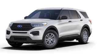 2021 Ford Explorer Base 4WD SUV