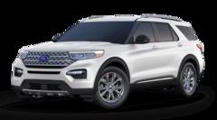 New 2021 Ford Explorer Limited SUV for sale near Abilene TX