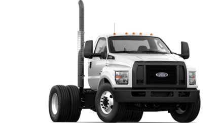 2019 Ford F-750 Tractor Truck Regular Cab