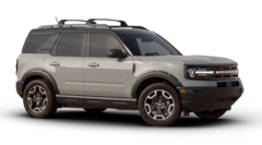 New 2021 Ford Bronco Sport Outer Banks SUV for sale in Escanaba, MI