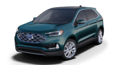 New 2020 Ford Edge Titanium Crossover in Berlin WI