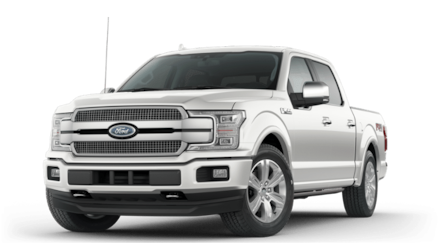 Featured New 2020 Ford F-150 Platinum Truck for Sale in Diamondville, WY