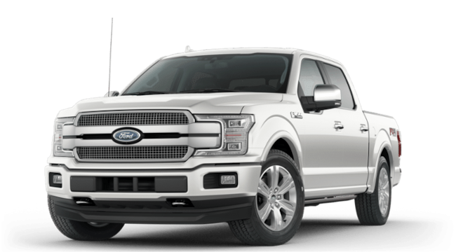 New 2020 Ford F-150 Platinum Truck Salt Lake City