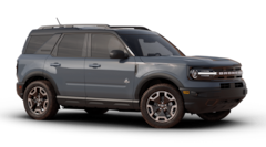 New 2021 Ford Bronco Sport Outer Banks SUV for sale in Lebanon, NH