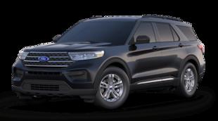 2020 Ford Explorer XLT Sport Utility