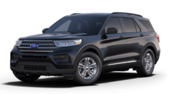 New 2020 Ford Explorer XLT SUV N00377 in Newtown, PA